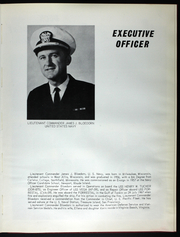 Page 9, 1969 Edition, USS Georgetown (AGTR 2) - Naval Cruise Book online yearbook collection