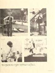 Page 11, 1980 Edition, Azusa Pacific University - Tavaleph Yearbook (Azusa, CA) online yearbook collection