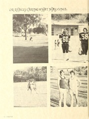 Page 16, 1980 Edition, Azusa Pacific University - Tavaleph Yearbook (Azusa, CA) online yearbook collection