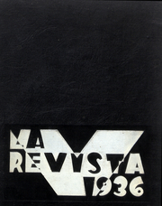 1936 Edition, Ventura College - La Revista Yearbook (Ventura, CA)