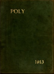 Page 1, 1913 Edition, Rocky Mountain College - Poly Yearbook (Billings, MT) online yearbook collection