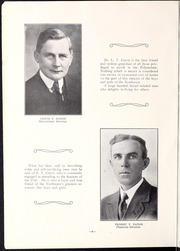 Page 10, 1913 Edition, Rocky Mountain College - Poly Yearbook (Billings, MT) online yearbook collection