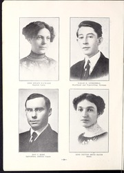 Page 12, 1913 Edition, Rocky Mountain College - Poly Yearbook (Billings, MT) online yearbook collection