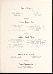 Page 9, 1913 Edition, Rocky Mountain College - Poly Yearbook (Billings, MT) online yearbook collection