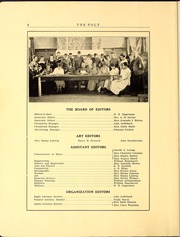 Page 6, 1919 Edition, Rocky Mountain College - Yellowstone / Poly Yearbook (Billings, MT) online yearbook collection