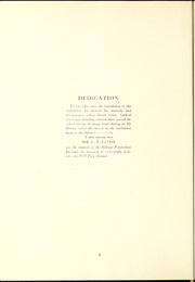 Page 8, 1925 Edition, Rocky Mountain College - Yellowstone / Poly Yearbook (Billings, MT) online yearbook collection