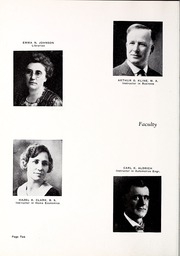 Page 14, 1933 Edition, Rocky Mountain College - Yellowstone / Poly Yearbook (Billings, MT) online yearbook collection