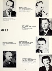 Page 11, 1952 Edition, Rocky Mountain College - Poly Yearbook (Billings, MT) online yearbook collection