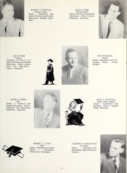 Page 17, 1952 Edition, Rocky Mountain College - Poly Yearbook (Billings, MT) online yearbook collection