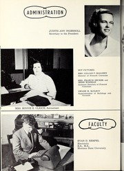 Page 14, 1954 Edition, Rocky Mountain College - Poly Yearbook (Billings, MT) online yearbook collection