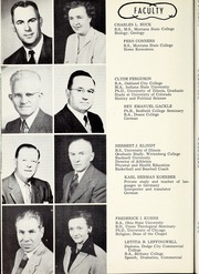 Page 16, 1954 Edition, Rocky Mountain College - Poly Yearbook (Billings, MT) online yearbook collection