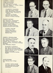 Page 17, 1954 Edition, Rocky Mountain College - Poly Yearbook (Billings, MT) online yearbook collection