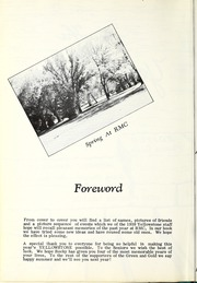Page 8, 1959 Edition, Rocky Mountain College - Yellowstone / Poly Yearbook (Billings, MT) online yearbook collection