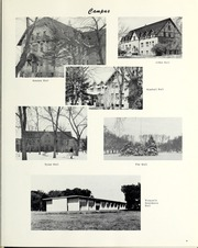 Page 11, 1964 Edition, Rocky Mountain College - Yellowstone / Poly Yearbook (Billings, MT) online yearbook collection