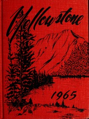 Page 1, 1965 Edition, Rocky Mountain College - Poly Yearbook (Billings, MT) online yearbook collection