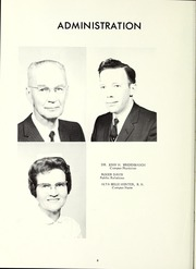 Page 12, 1965 Edition, Rocky Mountain College - Poly Yearbook (Billings, MT) online yearbook collection