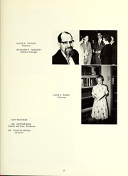 Page 13, 1965 Edition, Rocky Mountain College - Poly Yearbook (Billings, MT) online yearbook collection