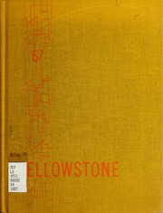 1967 Edition, Rocky Mountain College - Yellowstone / Poly Yearbook (Billings, MT)