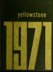 1971 Edition, Rocky Mountain College - Yellowstone / Poly Yearbook (Billings, MT)