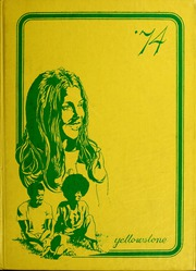 1974 Edition, Rocky Mountain College - Yellowstone / Poly Yearbook (Billings, MT)