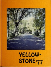 1977 Edition, Rocky Mountain College - Yellowstone / Poly Yearbook (Billings, MT)