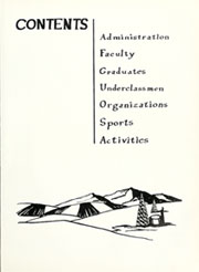 Page 11, 1956 Edition, Montana State University Northern - Northerner Yearbook (Havre, MT) online yearbook collection