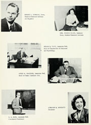 Page 14, 1956 Edition, Montana State University Northern - Northerner Yearbook (Havre, MT) online yearbook collection