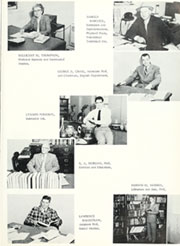 Page 15, 1956 Edition, Montana State University Northern - Northerner Yearbook (Havre, MT) online yearbook collection