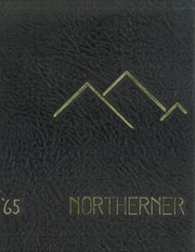 1965 Edition, Montana State University Northern - Northerner Yearbook (Havre, MT)
