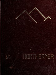 1966 Edition, Montana State University Northern - Northerner Yearbook (Havre, MT)