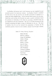 Page 115, 1921 Edition, Montana State University Bozeman - Montanan Yearbook (Bozeman, MT) online yearbook collection