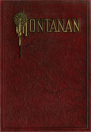 Page 1, 1922 Edition, Montana State University Bozeman - Montanan Yearbook (Bozeman, MT) online yearbook collection