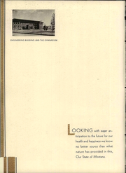 Page 12, 1934 Edition, Montana State University Bozeman - Montanan Yearbook (Bozeman, MT) online yearbook collection