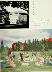 Page 11, 1941 Edition, Montana State University Bozeman - Montanan Yearbook (Bozeman, MT) online yearbook collection