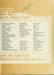 Page 3, 1941 Edition, Montana State University Bozeman - Montanan Yearbook (Bozeman, MT) online yearbook collection