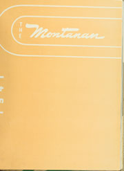 Page 5, 1941 Edition, Montana State University Bozeman - Montanan Yearbook (Bozeman, MT) online yearbook collection