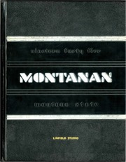 Montana State University Bozeman - Montanan Yearbook (Bozeman, MT) online yearbook collection, 1945 Edition, Page 1