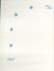 Page 2, 1947 Edition, Montana State University Bozeman - Montanan Yearbook (Bozeman, MT) online yearbook collection