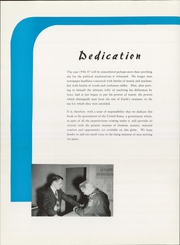 Page 8, 1947 Edition, Montana State University Bozeman - Montanan Yearbook (Bozeman, MT) online yearbook collection