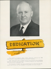 Page 9, 1948 Edition, Montana State University Bozeman - Montanan Yearbook (Bozeman, MT) online yearbook collection