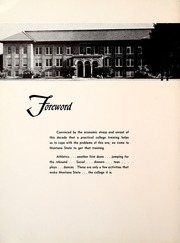 Page 8, 1952 Edition, Montana State University Bozeman - Montanan Yearbook (Bozeman, MT) online yearbook collection