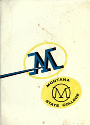 Page 5, 1956 Edition, Montana State University Bozeman - Montanan Yearbook (Bozeman, MT) online yearbook collection