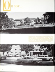 Page 8, 1961 Edition, Montana State University Bozeman - Montanan Yearbook (Bozeman, MT) online yearbook collection