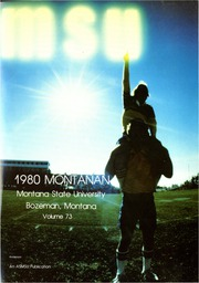 Page 3, 1980 Edition, Montana State University Bozeman - Montanan Yearbook (Bozeman, MT) online yearbook collection