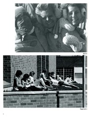 Page 8, 1986 Edition, Montana State University Bozeman - Montanan Yearbook (Bozeman, MT) online yearbook collection