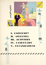 Page 13, 1931 Edition, DePauw University - Mirage Yearbook (Greencastle, IN) online yearbook collection