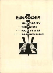 Page 10, 1932 Edition, DePauw University - Mirage Yearbook (Greencastle, IN) online yearbook collection