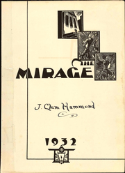 Page 5, 1932 Edition, DePauw University - Mirage Yearbook (Greencastle, IN) online yearbook collection