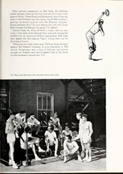 Page 219, 1949 Edition, DePauw University - Mirage Yearbook (Greencastle, IN) online yearbook collection