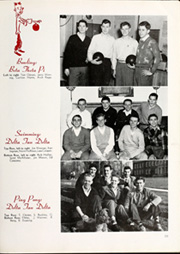 Page 225, 1949 Edition, DePauw University - Mirage Yearbook (Greencastle, IN) online yearbook collection